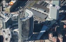 foto aerea da urbex