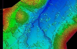 digital terrain model (DTM) PER SENSORI Lidar