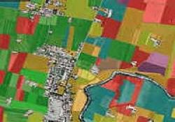 MIVIS identificazione uso suolo e distinzione colture