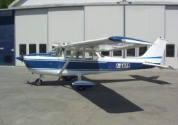 Cessna 172 Matricola I-AMFE