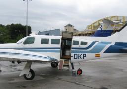 Cessna C 402 Matricola EC-DKP